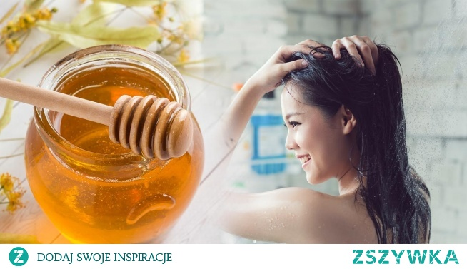 Maseczka miodowa wzmacniająca włosy  Składniki:  250 ml letniej wody 1 łyżka miodu 1 łyżeczka octu jabłkowego 1 łyżeczka oliwy