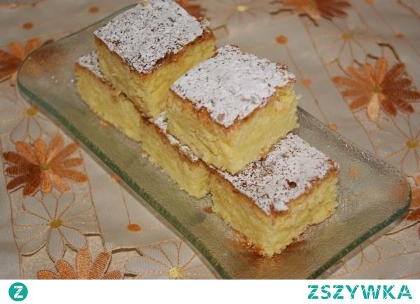 Ciasto cytrynowo-kokosowe