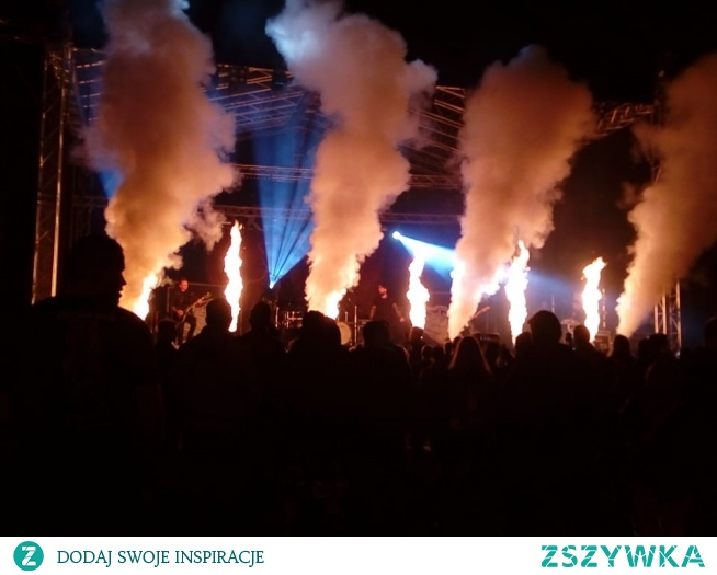 relacja z wRock for Freedom oraz Rock Festiwal :) (klik)