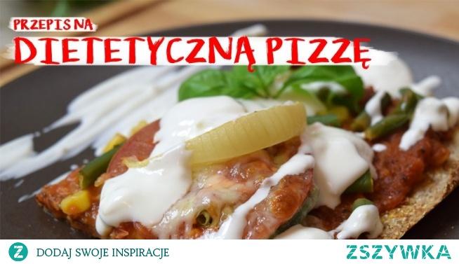 Przepis na dietetyczną pizzę