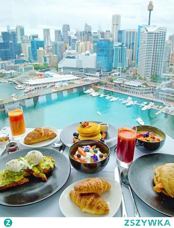 Love the view.. and the food :D
