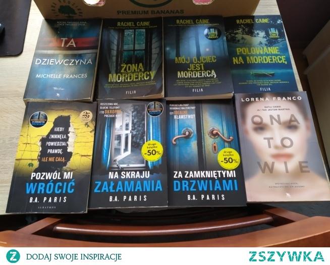 Najlepsze książki jakie czytałam.. *-* polecam wszystkim :)