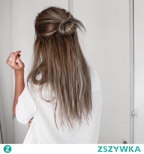 Proste fryzury idealne do szkoły