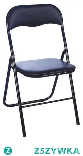 Krzesło TIPO - metalowe, nowoczesny design.