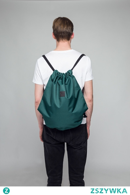 Zielony plecak - Lootbag classic / forest green