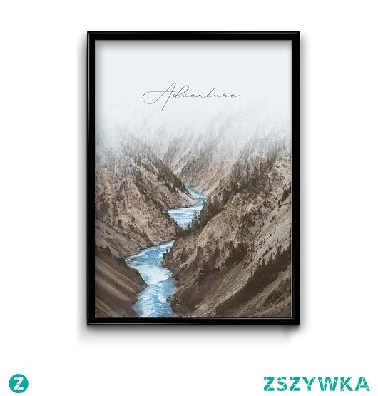 Adventure - plakat