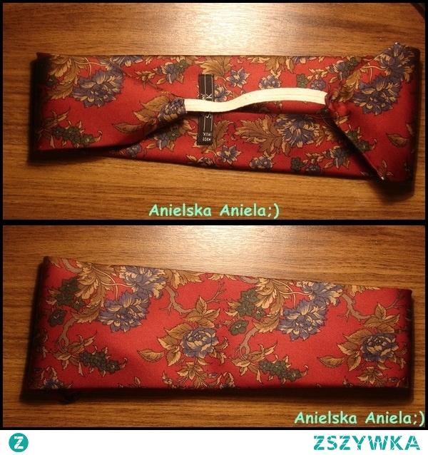 recycling krawata