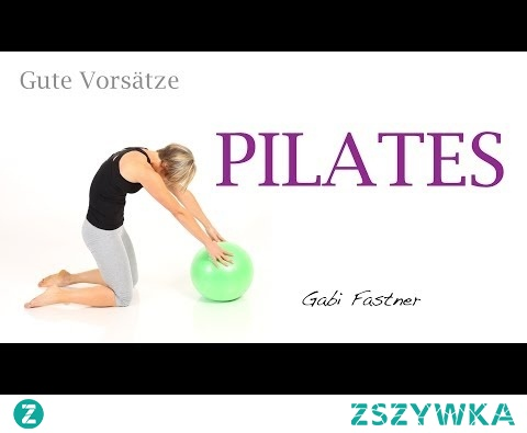26 min. Pilates mit dem Ball