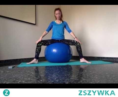 Pilates para Embarazadas con Fitball 2. Nivel fácil
