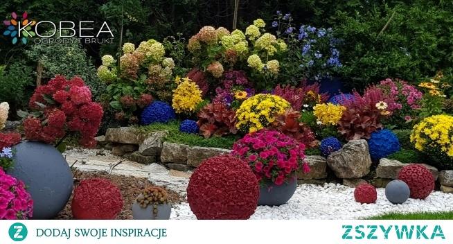 Jesień w ogrodzie -dekoracje i ozdoby do ogrodu -Kobea Ogrody i Bruki