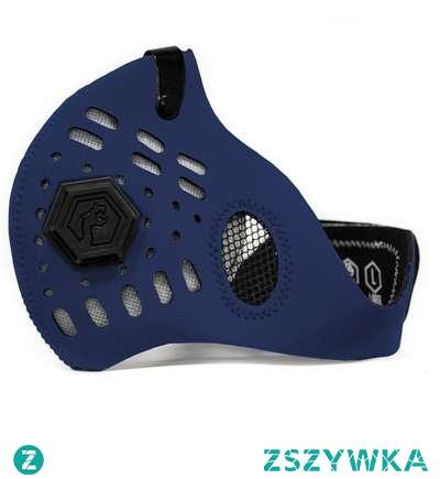 Maska antysmogowa dla sportowców - bieganie i rower są łatwiejsze bez zanieczyszczeń. Maski wyprofilowane, z najlepszych jakościowo materiałów.