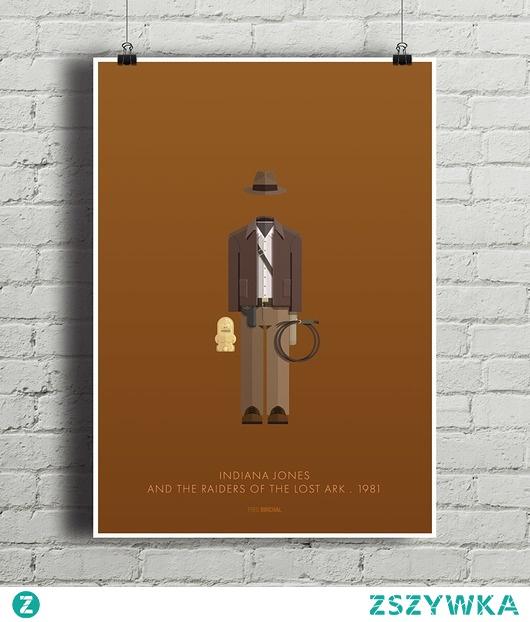 Indiana Jones - plakat