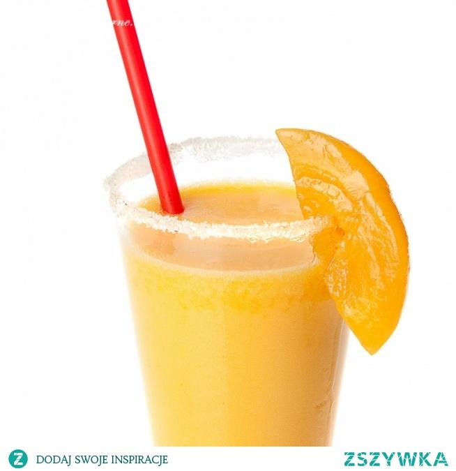 Pomarańczowy koktajl Dominiki