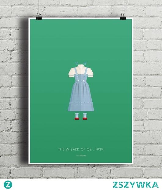 The Wizard Of Oz - plakat