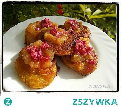 Placki kukurydziano-orkiszowe - Corn And Spelt Pancakes - Frittelle di mais e farro spelta