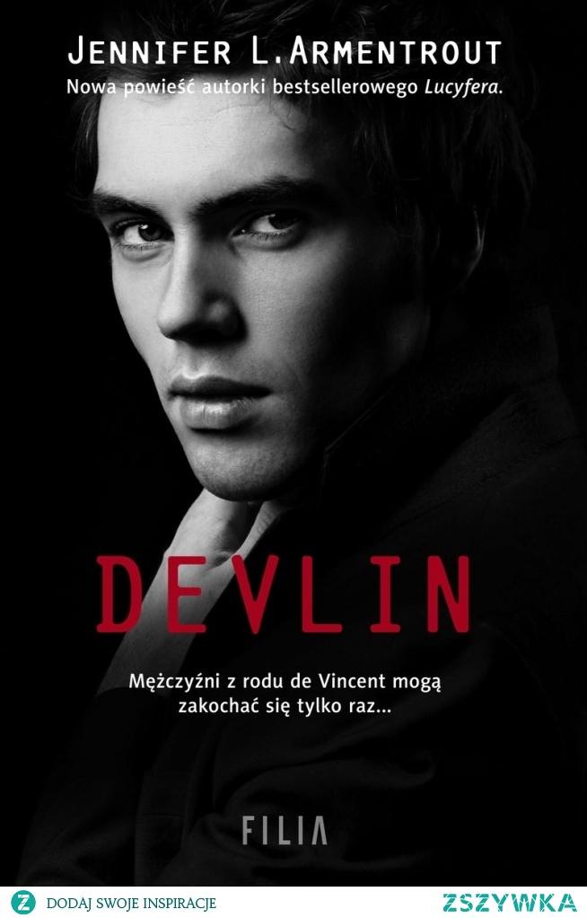 """""""Devlin"""" Nawet Rosie Herpin, która para się polowaniem na duchy, nie jest w stanie przewidzieć spotkania dwójki żałobników, przez co zbliża się do sławnego i uwodzicielskiego Devlina de Vincenta. Wszyscy w Nowym Orleanie wiedzą, że spadkobierca rodzinnej klątwy zarówno przeraża, jak i fascynuje. Dla miejscowych Devlin jest diabłem. Dla Rosie jest mężczyzną, który podsyca jej najśmielsze fantazje.  Kiedy atak na przyjaciółkę kobiety okazuje się być powiązany z rodem de Vincentów, Devlin staje się dla niej zagadką, której rozwiązanie może przypłacić życiem. Mężczyzna wie, czego pragnie od tej seksownej, uwodzicielskiej kobiety, ale co Rosie może chcieć od niego? To pytanie, które staje się naglące – i niebezpieczne – gdy Devlin podejrzewa ją o kopanie w jego przeszłości. W tej chwili okazuje się jednak, że legendy otaczające ród de Vincentów, mogą w ogóle nie być zmyślone. Rosie będzie musiała odkryć prawdę prowadzącą ją w ramiona mężczyzny, któremu nie zdoła się oprzeć – przystojnego diabła we własnej osobie."""