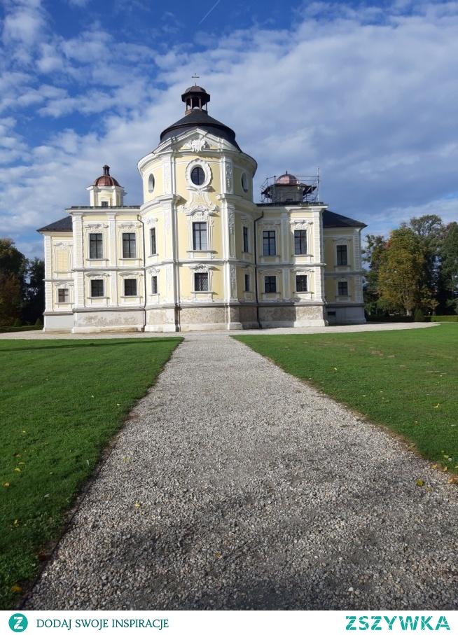 pałac Kravaře, Czechy