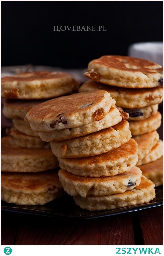 Ciasteczka z patelni