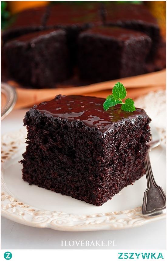 Ciasto czekoladowe z coca-colą