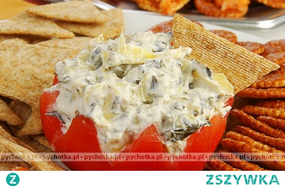 Pomidory faszerowane Marzeny
