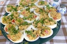 jajka faszerowane pysznymi ...