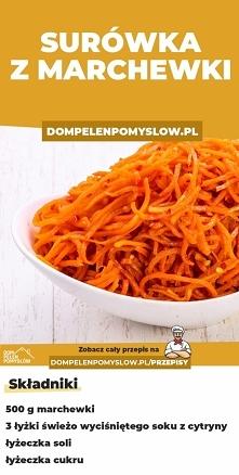Surówka z marchewki – NAJLE...