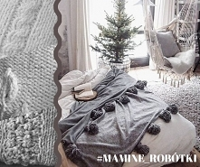 Zimowa odsłona sypialni *. *