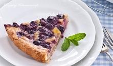 Tarta z jagodami Danuty
