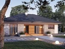 Projekt domu AWOKADO - dom ...