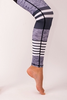Unikatowy nadruk na leggins...