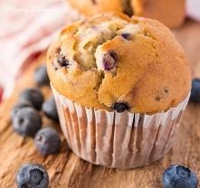Muffinki z jagodami Franka