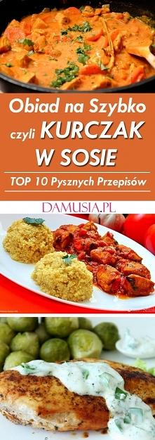 Obiad na Szybko czyli Kurcz...
