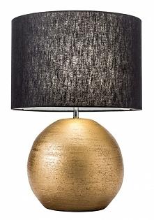 Lampa stołowa Diana czarna ...
