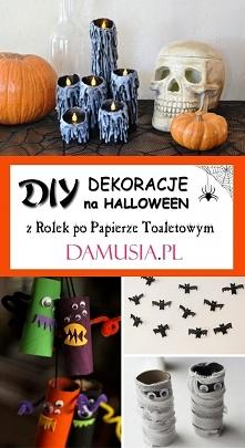 DIY Dekoracje na Halloween ...