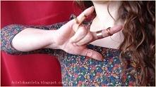 pierścionki diy