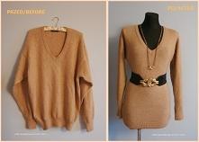 jak zmniejszyć sweter