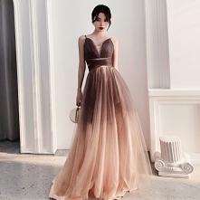 Moda Gradient-Kolorów Khaki...