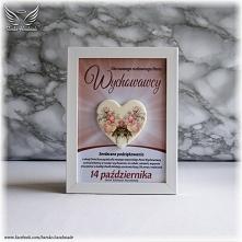 Serce z zimnej porcelany oz...