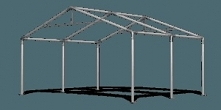 Namioty samochodowe doskonale sprawdzają się w roli garażu. Z ich pomocą może...