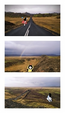 Iceland in story
