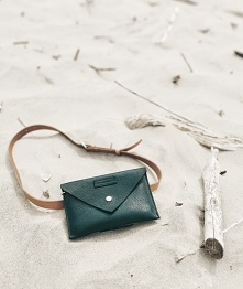Belt Pouch / Dark Green