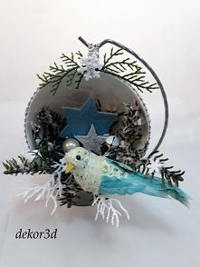 Nowość!stroik świąteczny ha...