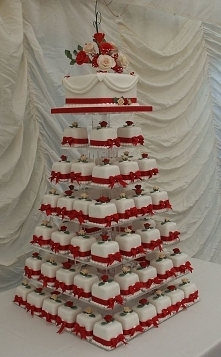 Tort ślubny :)