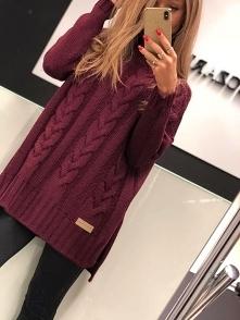 Sweterek rozmiar oversize. ...
