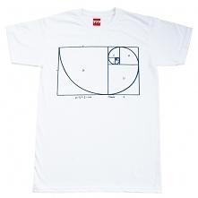 koszulka FIBONACCI BLUE Tshirt