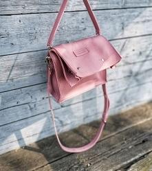 Boxy Bag L Pearl Pink - dwu...