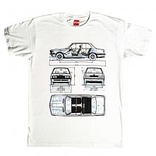 koszulka BMW E21 tshirt