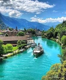 Interlaken, Szwajcaria