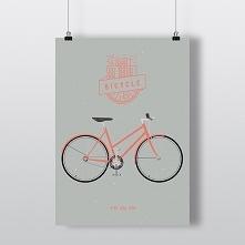 Plakat ROWER DAMKA  50x70cm
