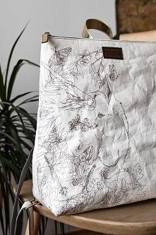 Plecak z papieru [jednoroże...
